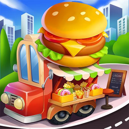 Cooking Travel - Restoran cepat saji truk makanan