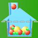 Bottle Balls - ボールを瓶に入れる - Androidアプリ