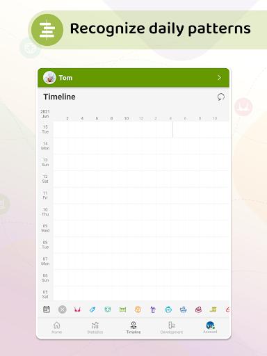Baby Daybook - Breastfeeding & Sleeping Tracker android2mod screenshots 12