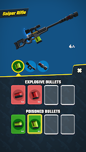 Agent Action Mod Apk 1.6.1 (Inexhaustible Banknotes + Endless Bullets) 5