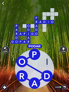 Words of Wonders: Crucigrama de Conectar Letras Screenshot