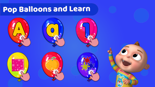 Kids Preschool Learning Games for Kids - Offline  screenshots 3