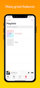 iMusic Mod Apk- Music Player IOS style (Pro Unlocked) 9