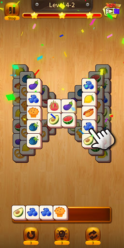 Tile Match - Classic Triple Matching Puzzle 1.1.4 pic 1