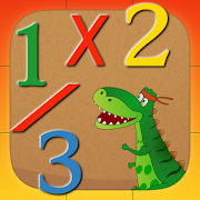 Dino Number Games Learn Math & Logic for Kids ❤️