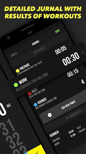 Timer Plus - Workouts Timer 1.0.3 Screenshots 5