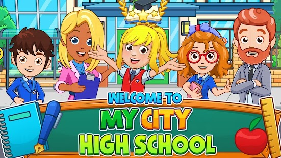 My City : High School Screenshot