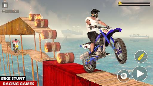 New Bike Stunt Game Racing Game - Offline Games 0.5 screenshots 1