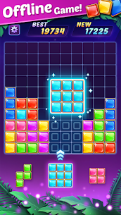 Block Puzzle MOD (Unlimited Coins/Gems) 3
