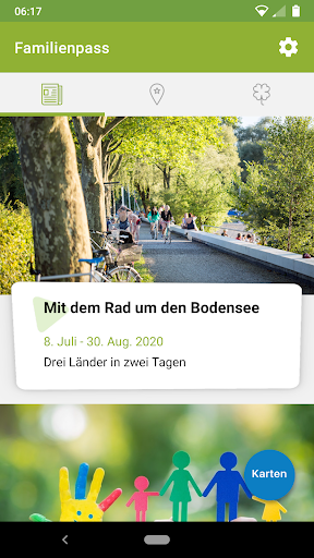 Vorarlberger Familienpass  screenshots 2