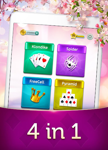 Magic Solitaire - Card Games Patience 2.11.5 screenshots 10