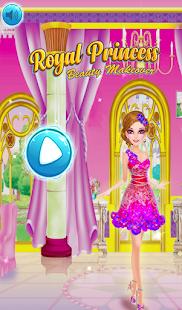 Indian Royal Princess Makeup And Dressup Games 1.0.3 screenshots 1