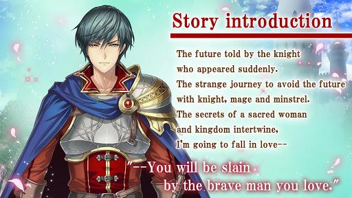 Code Triche The Fateful Saint's Love  | Dating Sim Otome game (Astuce) APK MOD screenshots 3