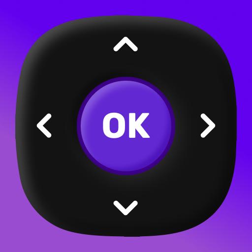 Remote Control for Roku Smart TV