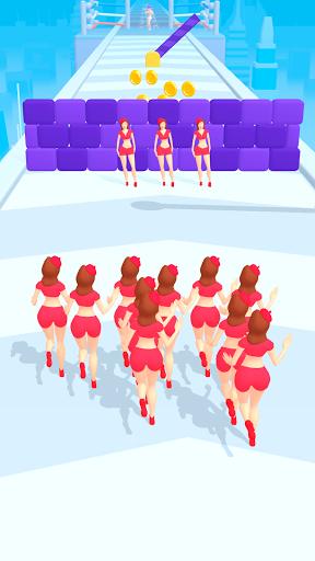 Girls Attack! Join & Clash 0.7 screenshots 2