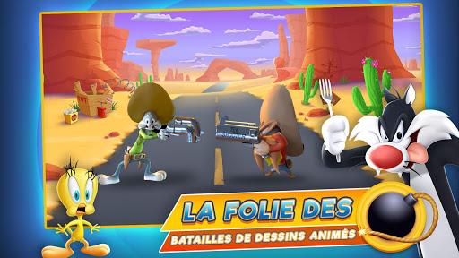 Télécharger Looney Tunes™ Monde en Pagaille - ARPG APK MOD (Astuce) screenshots 2