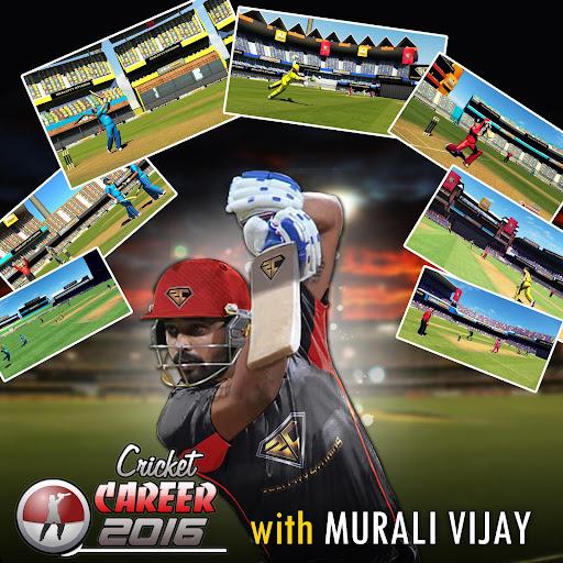 Cricket Career 2016 3.3 Screenshots 1