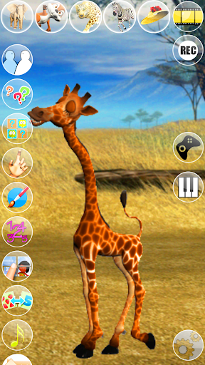 Talking George The Giraffe 16 screenshots 15