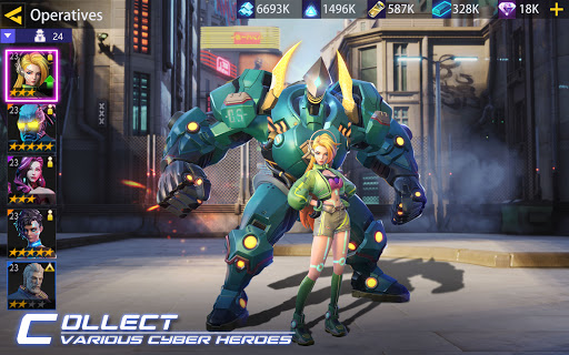 Cyber Era 2.200.589.1189 screenshots 7