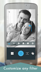 KVAD Camera + v1.10.1 MOD APK – best selfie app, cute selfie, Grids 5