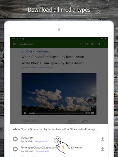 Video Downloader android2mod screenshots 17