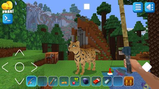 EarthCraft 3D: Block Craft & World Exploration 5.1.2 screenshots 1