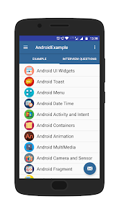 Learn Android With Source Code