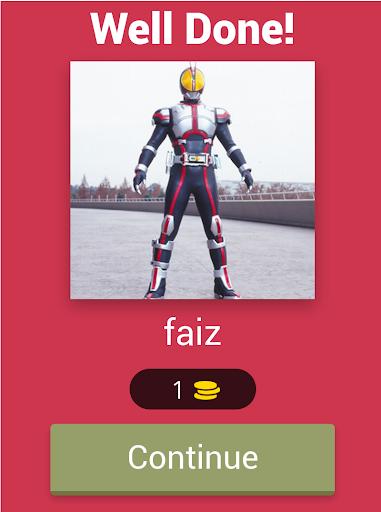 Know that Kamen Rider 8.14.3zg screenshots 15