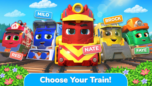 Mighty Express - Play & Learn with Train Friends android2mod screenshots 4