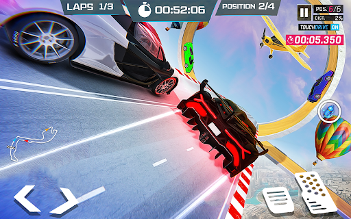 Mega Ramps Car Simulator u2013 Lite Car Driving Games 1.1 screenshots 4