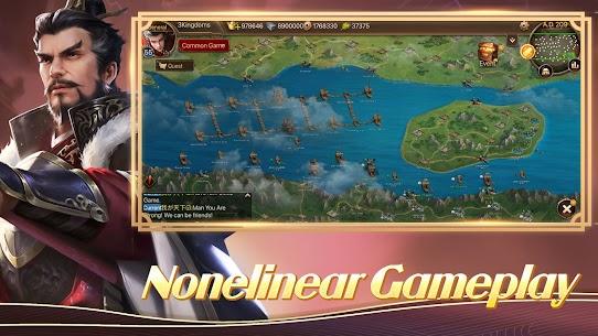 Three Kingdoms  Overlord Apk Download 4