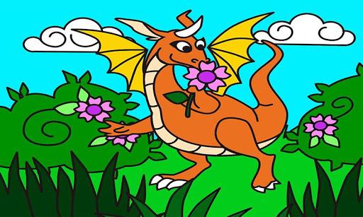 Drawing  for Kids - Dragon  screenshots 1