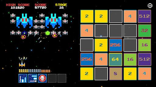 2048 INVADERS 1.0.8 screenshots 7