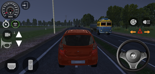 Indian Cars Simulator 3D apkdebit screenshots 7