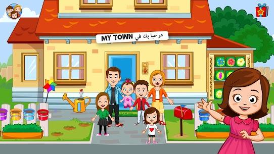 My Town : منزل الأسرة تنزيل لعب اطفال عمر 3 سنوات 2022 1
