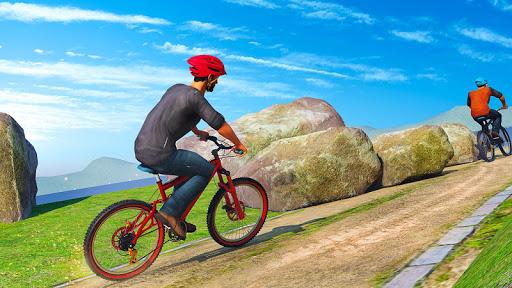 Offroad Bicycle BMX Riding  screenshots 12