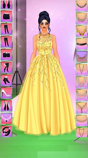 Makeover Games: Superstar Dress up & Makeup  screenshots 3