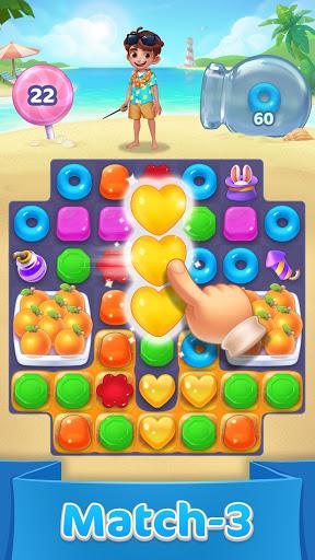 Jellipop Match-Decorate your dream island! 7.8.6 screenshots 2