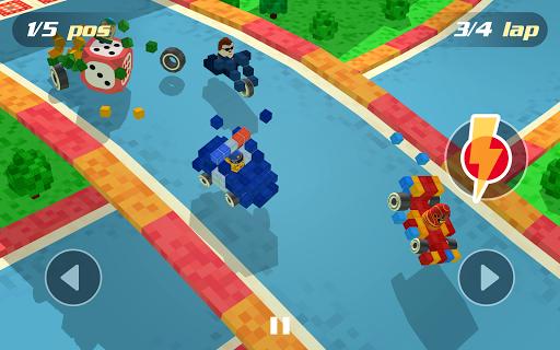 Pixel Car Racing - Voxel Destruction 1.1.2 screenshots 14