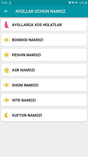 Namoz o'qishni o'rganish | Batafsil qo'llanma  Screenshots 5