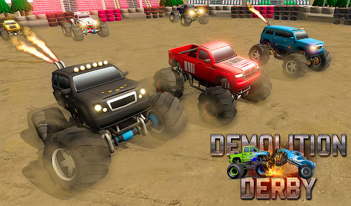 Demolition Derby 2021 - Monster Truck Destroyer modavailable screenshots 13