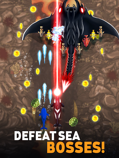 Sea Invaders Galaxy Shooter - Shoot u2018em up!  screenshots 12