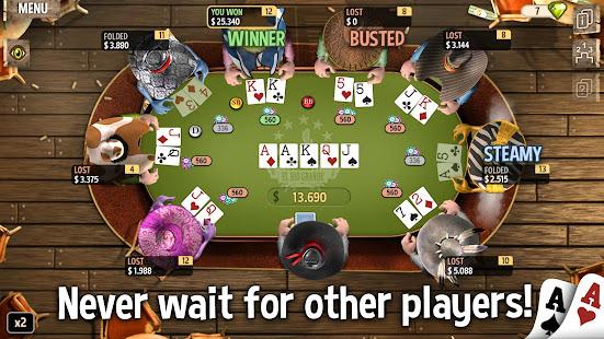 Governor of Poker 2 - OFFLINE POKER GAME 3.0.18 screenshots 2