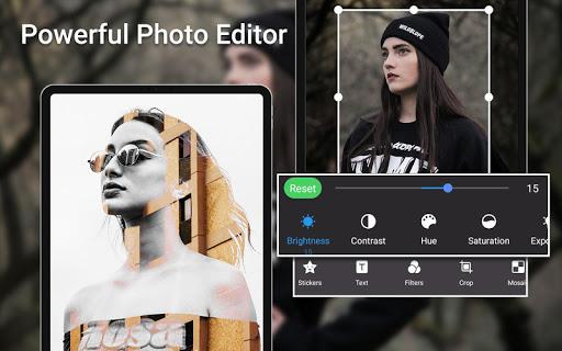 HD Camera Pro & Selfie Camera android2mod screenshots 18