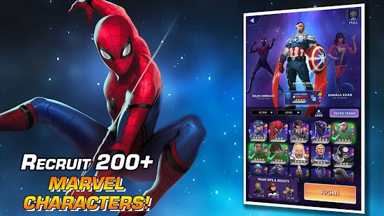 MARVEL Puzzle Quest: Join the Super Hero Battle! 236.582547 screenshots 2