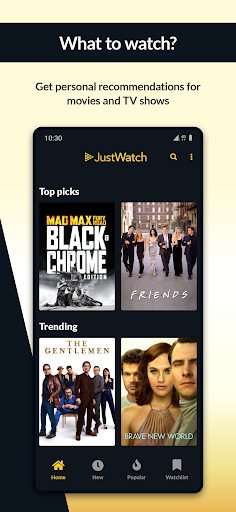 JustWatch - The Streaming Guide for Movies & Shows apktram screenshots 2
