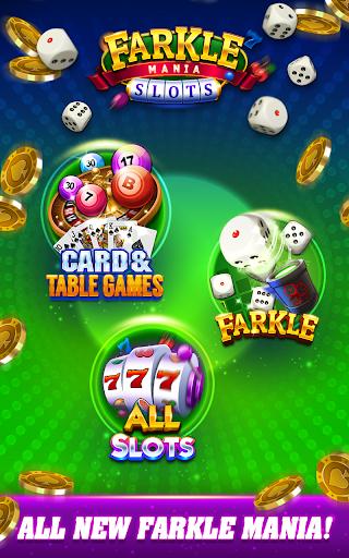 Farkle mania - Slots, Dice and Bingo 21.31 screenshots 3