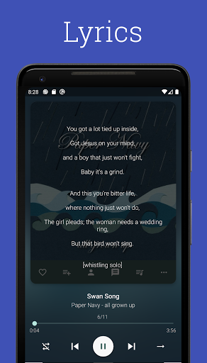 Pixel - Music Player android2mod screenshots 4