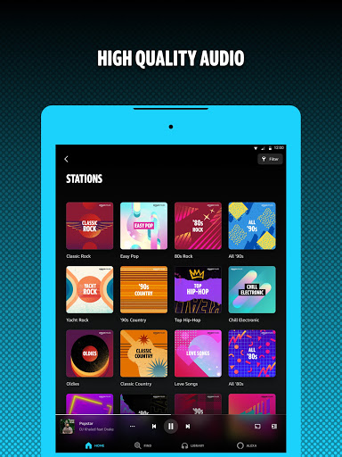 Amazon Music: Stream and Discover Songs & Podcasts Apkfinish screenshots 8