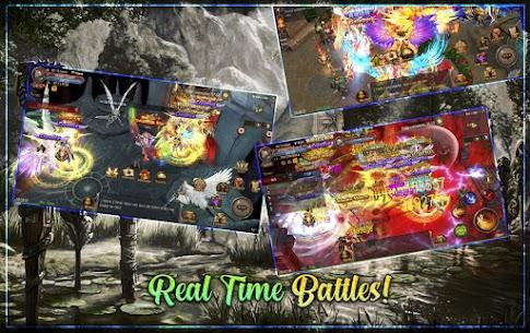 Mu Origin Invictus RPG – New MMORPG 2